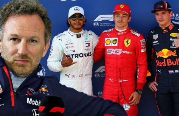 Max Verstappen, Lewis Hamilton and Charles Leclerc prediction dropped by Red Bull F1 chief