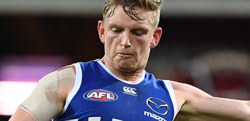 North Melbourne skipper takes knee rehabilitation online