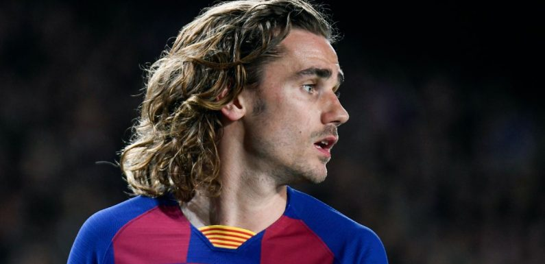 Man Utd 'on red alert' as Barcelona name transfer price for Antoine Griezmann