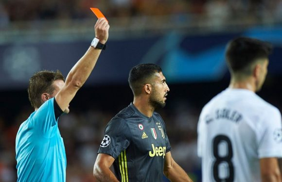 Cristiano Ronaldo forced to buy gifts for Juventus team-mates after red card