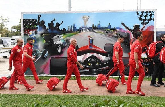 Ferrari shuts down factory after first four F1 races are axed
