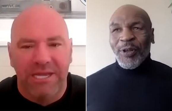 Dana White tells Mike Tyson that UFC 249 WILL go ahead