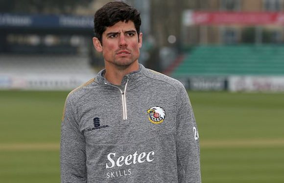 Alastair Cook ready to write off 2020 County Championship