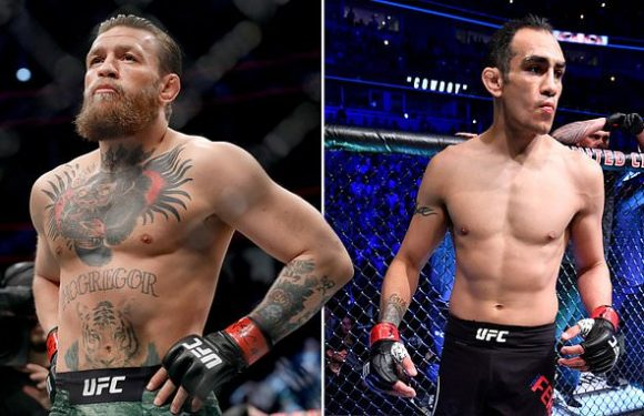 Conor McGregor's coach hints at fight with Tony Ferguson at UFC 249
