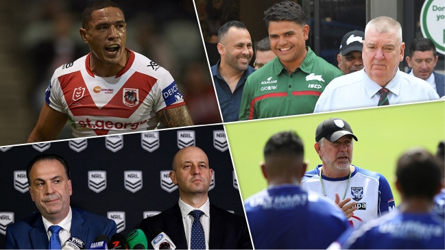 NRL Wrap: The week that was in rugby league
