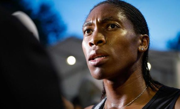 Caster Semenya aims to compete at Tokyo 2020 in 200m