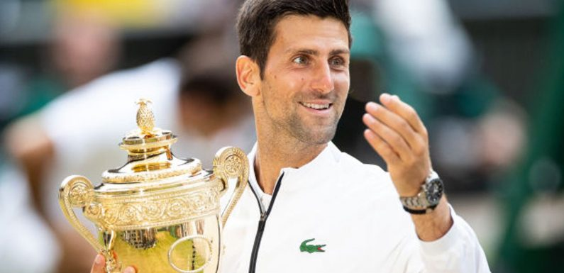 Wimbledon may be postponed or cancelled due to the coronavirus pandemic