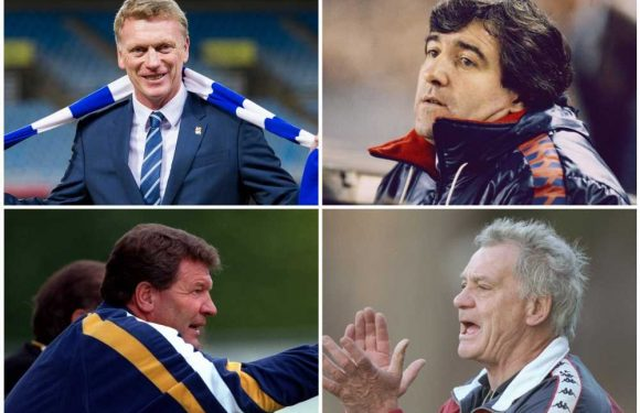 From David Moyes to Sir Bobby Robson, how British football managers have fared in Spain
