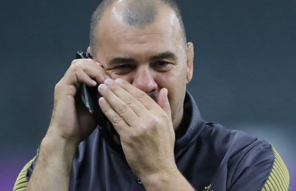 Cheika weighs into rugby pay cut controversy