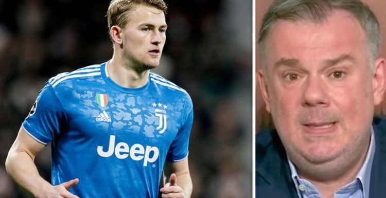 Man Utd could only sign Juventus star Matthijs de Ligt this summer on one condition