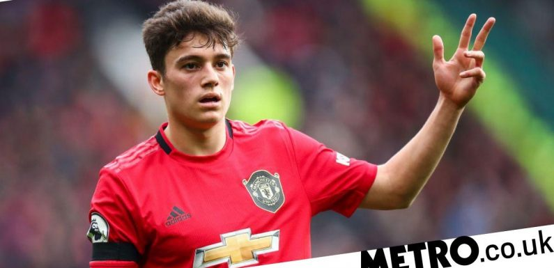 Daniel James names the three fastest players at Manchester United