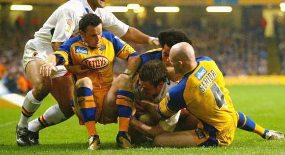 'Gashing hand while drunk to scoring cup final try – no journey to top is easy'
