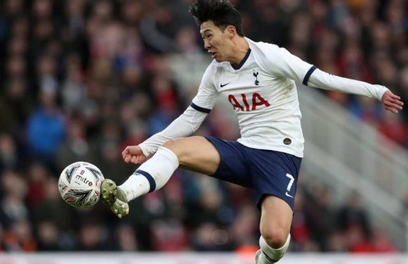Tottenham confirm Son Heung-min will begin military service in South Korea during Premier League's coronavirus break