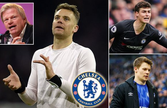 Chelsea can offer 'cheeky' Manuel Neuer what Bayern Munich cannot
