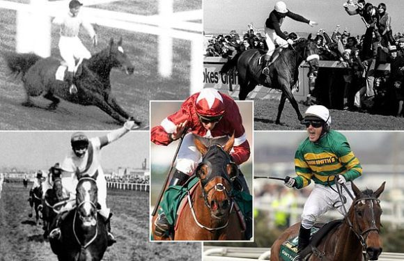10 of the Greatest Grand Nationals: McCoy's win on Don't Push It