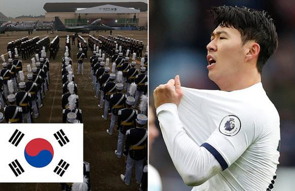 Son Heung-min to begin compulsory military service in South Korea