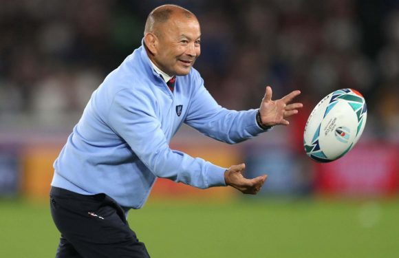 Eddie Jones reveals what convinced him to sign new England contract to 2023 Rugby World Cup