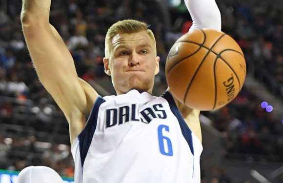 Kristaps Porzingis talks missing NBA basketball, training at home and discovering new hobbies