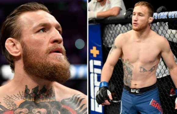 Conor McGregor tipped to take out Justin Gaethje after making chilling 'butcher' vow