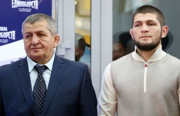 Khabib Nurmagomedov 'refuses' to undergo COVID-19 test after father's infection