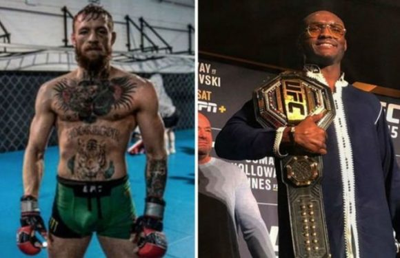 Conor McGregor called out by Kamaru Usman, who accuses Notorious of ducking title shot