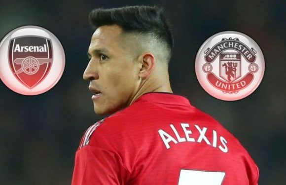 Who Arsenal demanded Man Utd give them in Alexis Sanchez transfer negotiations