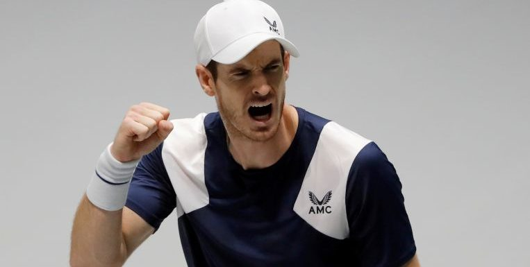 Tennis: Murray to return at 'Battle of the Brits' tourney in June