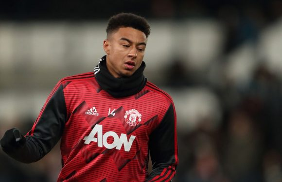 Jesse Lingard drops hint over Man Utd future with candid admission