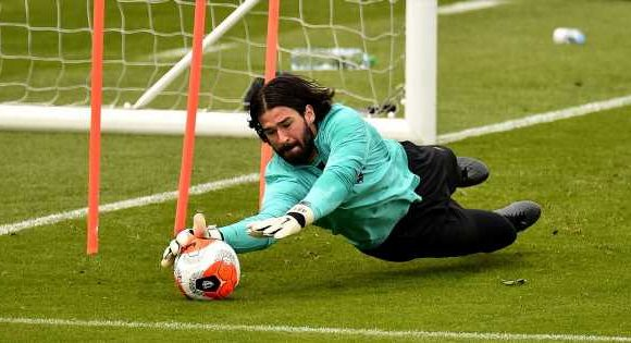 Premier League official goalkeeper report proves Alisson is hardest to beat