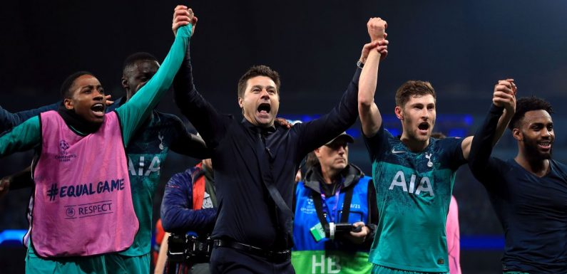 Pochettino says he was building Last Dance-style title-winning dynasty at Spurs
