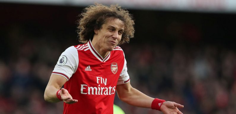 Staggering amount Arsenal paid to sign David Luiz – including £6m on agent fees