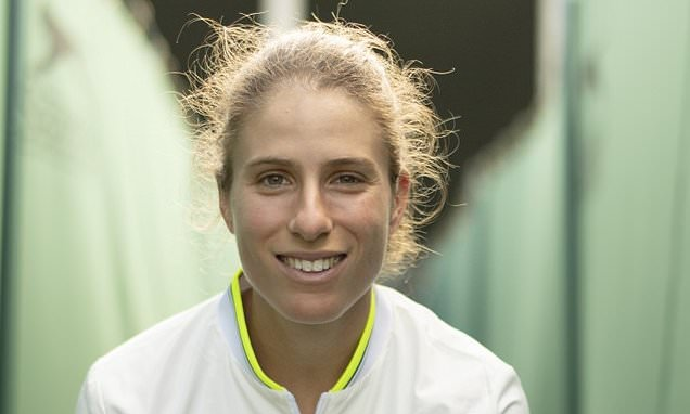 Konta welcomes bid to merge tours – but it must be marriage of equals