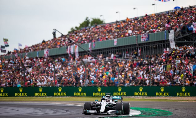 F1 bosses planning to move British GP to Germany if race is cancelled