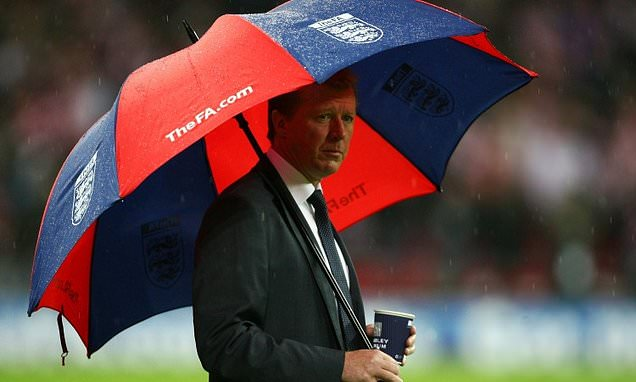 McClaren opens up on mental 'trauma' after he was sacked by England