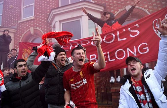 Our man on Merseyside on why Liverpool should clinch title at Anfield