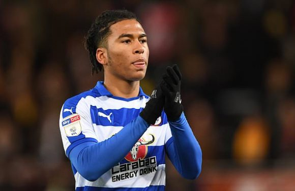 Crystal Palace eyeing move for Reading starlet Danny Loader
