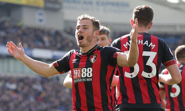 Bournemouth consider NHS thank you message after M88 sponsorship ended