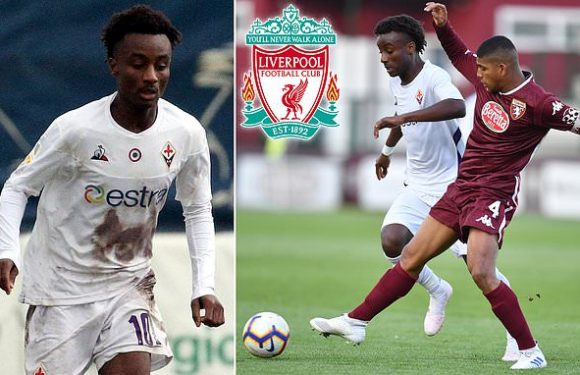 Christian Koffi reveals the reason why he snubbed Liverpool in 2018