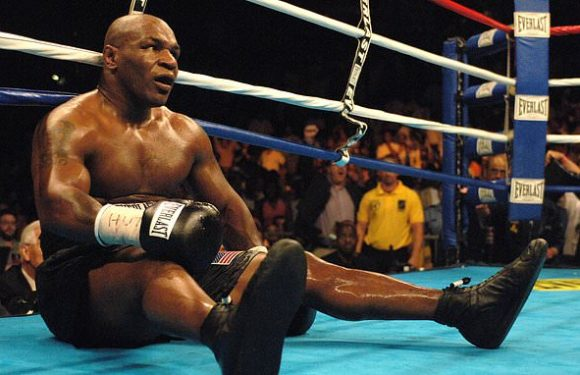 Dillian Whyte thinks Mike Tyson could die if he makes boxing comeback
