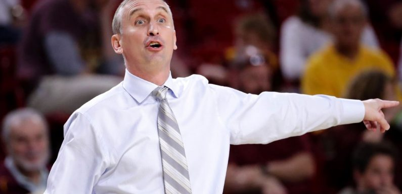 ASU's Hurley at odds with AD over allegations
