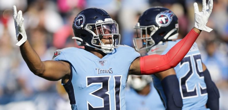 Titans' Byard attains 'pipe dream' in mom's home