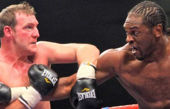 Martin Rogan toppled Audley Harrison and fought Tyson Fury during remarkable success story