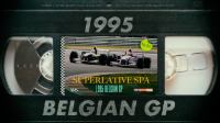 Belgian GP 1995 Watchalong: Michael Schumacher vs Damon Hill at wet Spa