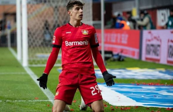 Chelsea looking to follow up Timo Werner transfer with Kai Havertz swoop