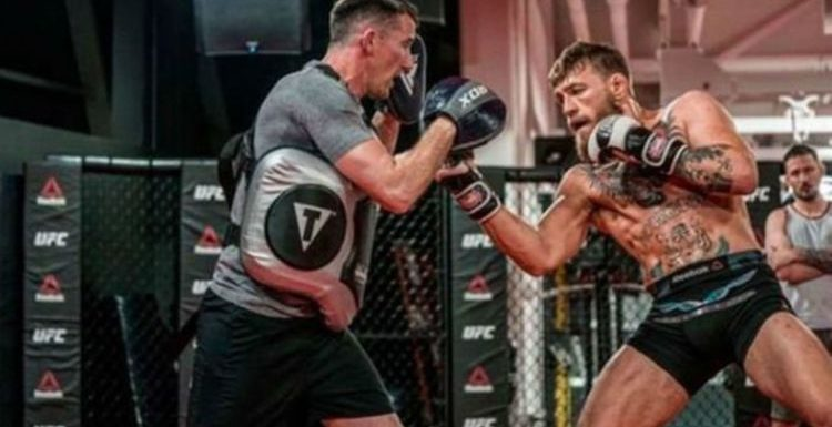 Conor McGregor announces retirement from mixed martial arts moments after UFC 250
