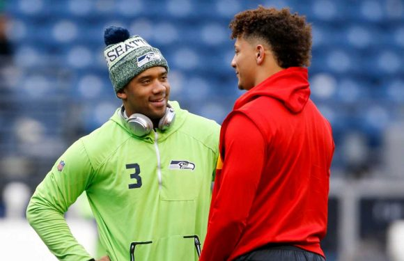 Super Bowl-winning QBs Patrick Mahomes and Russell Wilson: Senseless murder, racism cannot continue