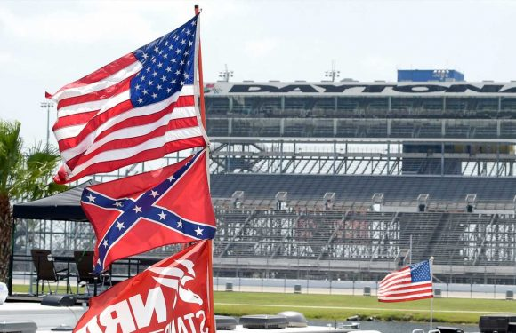 NASCAR announces ban on Confederate flags from all races, events and properties