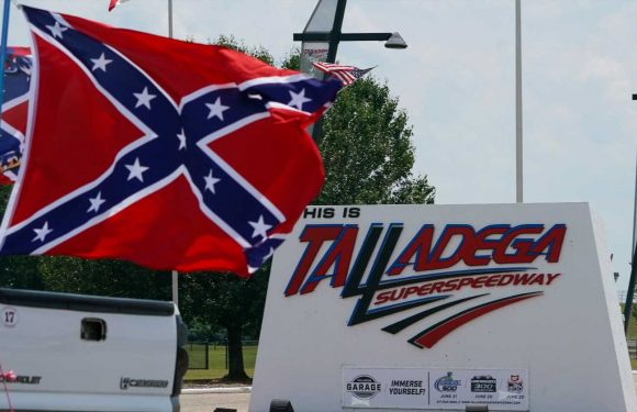 Noose at Talladega overshadows NASCAR effort to move beyond Confederate flag and turn toward inclusion, racial justice