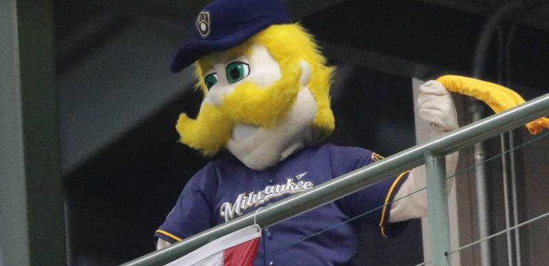 As MLB makes plans for 2020 season, what about the mascots?
