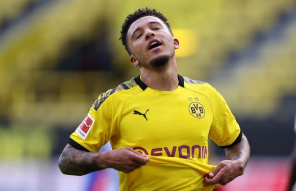 Football: Sancho needs to be 'more grown up', says Dortmund teammate Can after haircut row